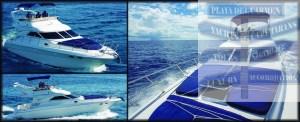 yacht playa del carmen consentida