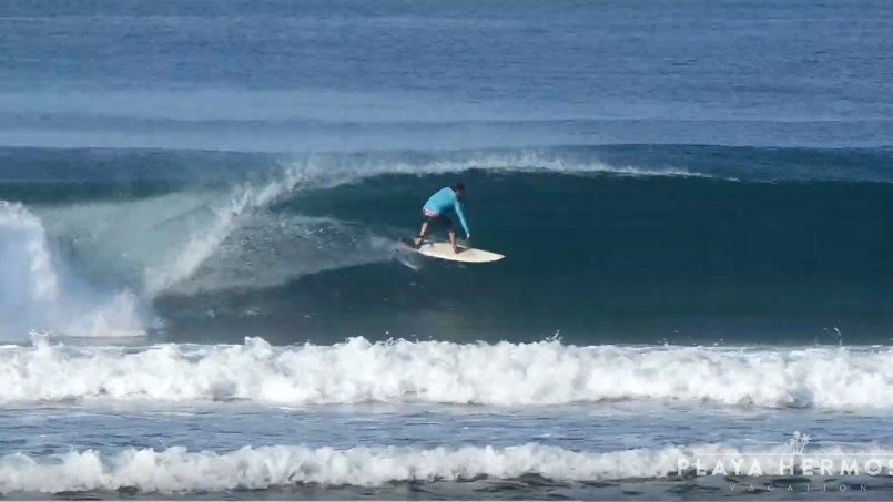 Surfing at Playa Hermosa, Costa Rica February 19 24 & 27, 2020