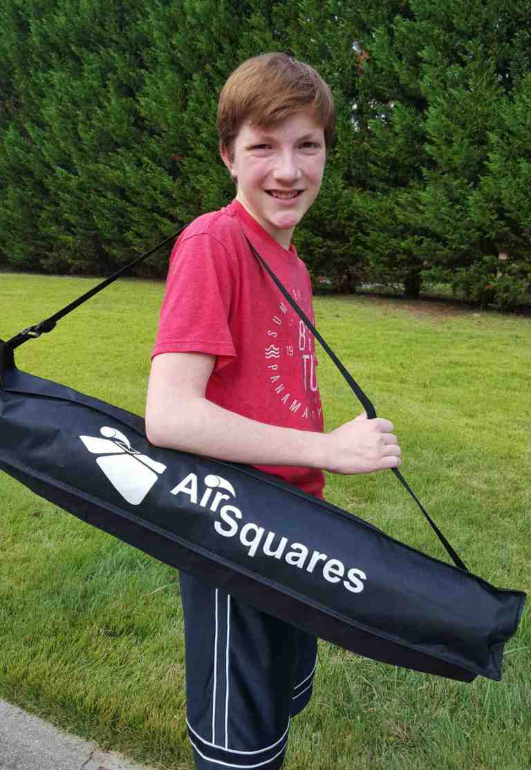 air squares carry bag