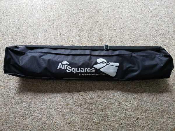 9 square carry bag