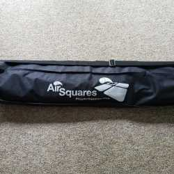 9 square carry bag