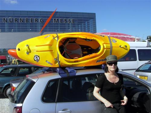 review handirack inflatable roof rack