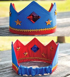 Reversible Royal Crown by Magic Cabin