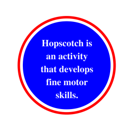 Hopscotch benefits