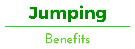 Jumping benefits