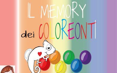 GIOCO INTERATTIVO: COLOREONTI MEMORY