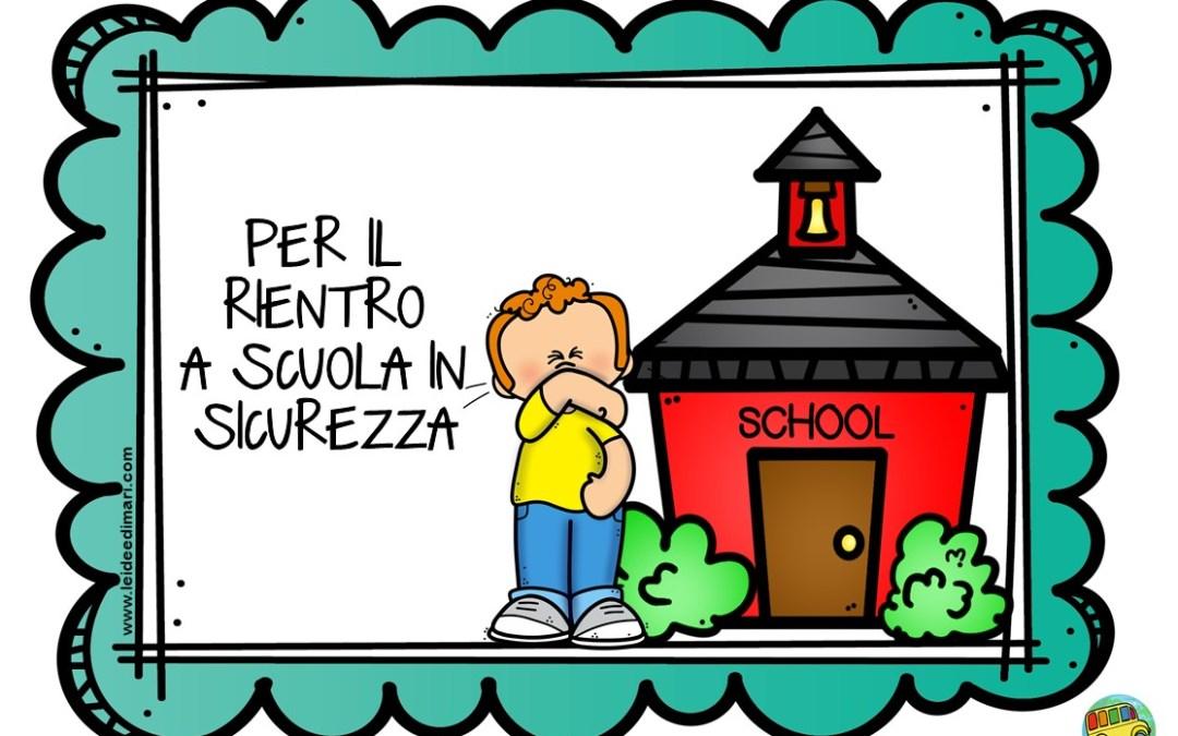 Rientrare a scuola in sicurezza