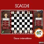 SCACCHI - gioco digitale
