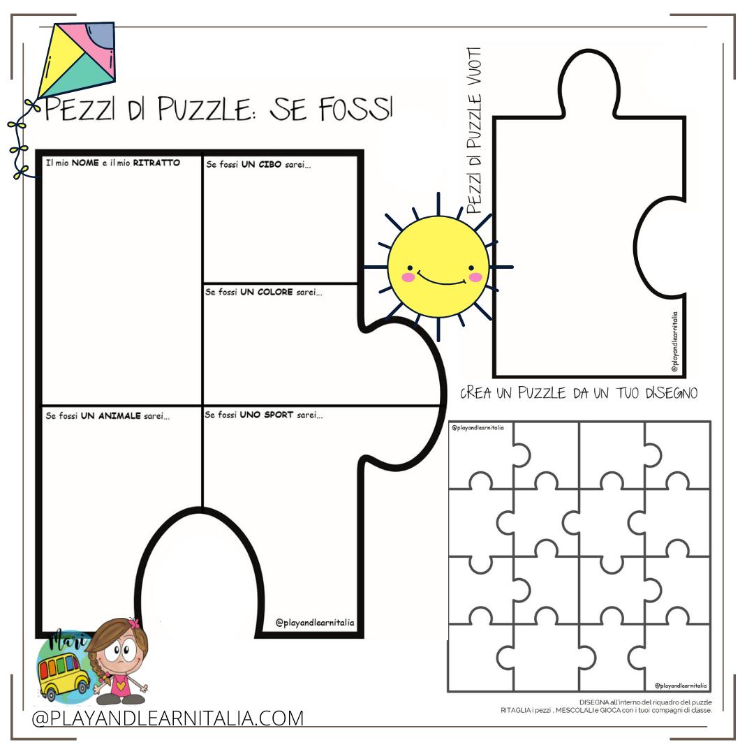 ACCOGLIENZA con il puzzle di classe (1)
