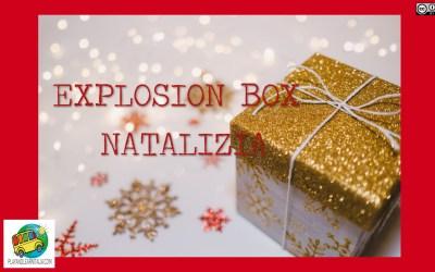 EXPLOSION BOX NATALIZIA – UN REGALINO VELOCE!