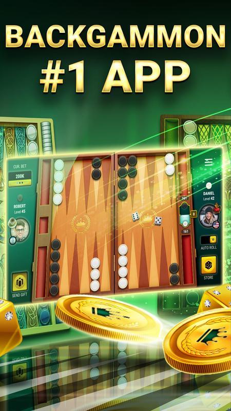 Backgammon Live - Online Free Board Game