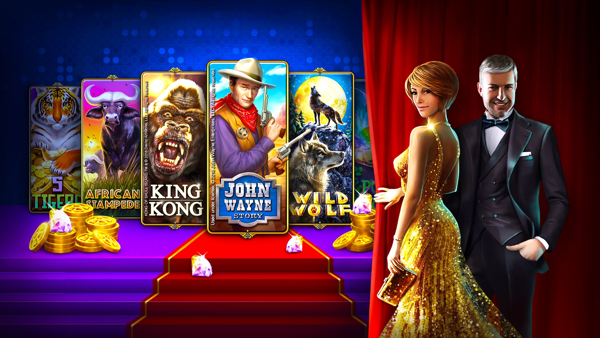 Slots Online Games Play Free