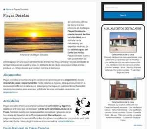 anuncio destacado mas sidebar alojamientos playas doradas