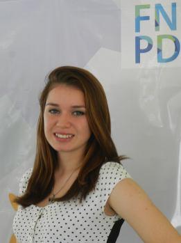Mariana Poltronetti - 17 años