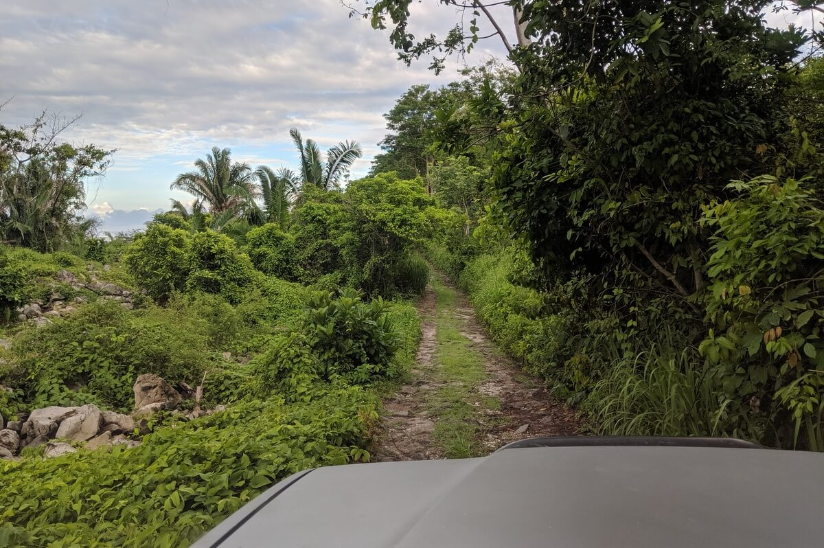 4 wheel drive needed Stoner's Point, Las Islitas, Nayarit