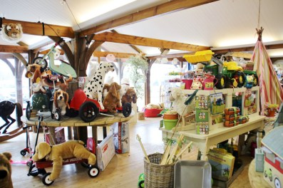 Burford Garden Company Toy Shop