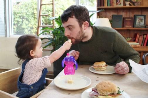 Burford Garden Company Cafe Children's Lunch