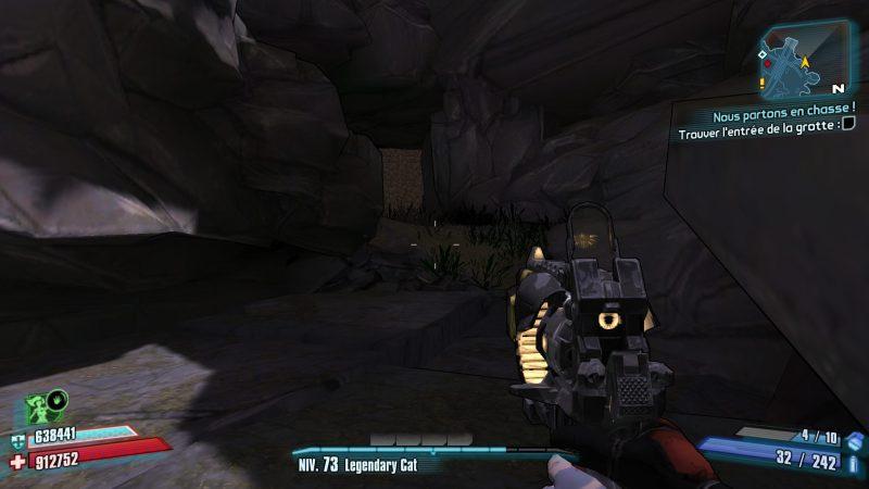 Borderlands 2 bl2 minecraft easter egg easteregg