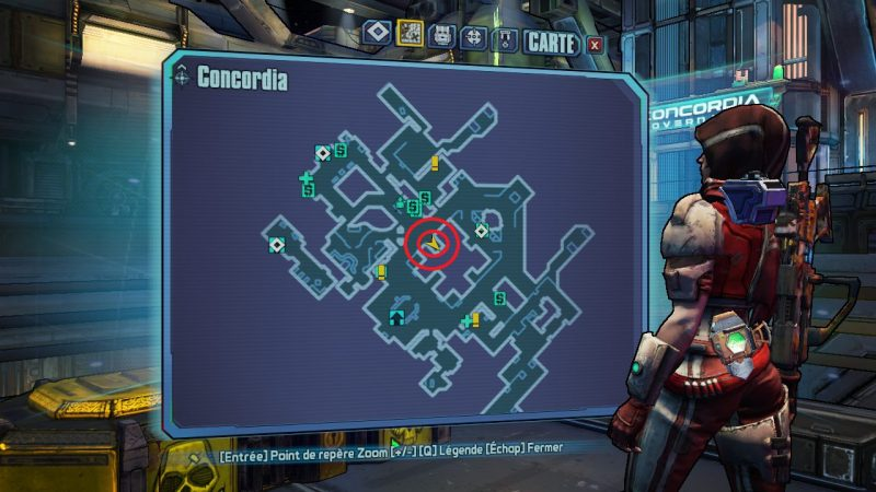 Where to find golden chest borderlands pre sequel