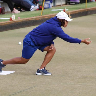 Kylie Whitehead (Wodonga Bowling Club) 2019 State Singles Champion