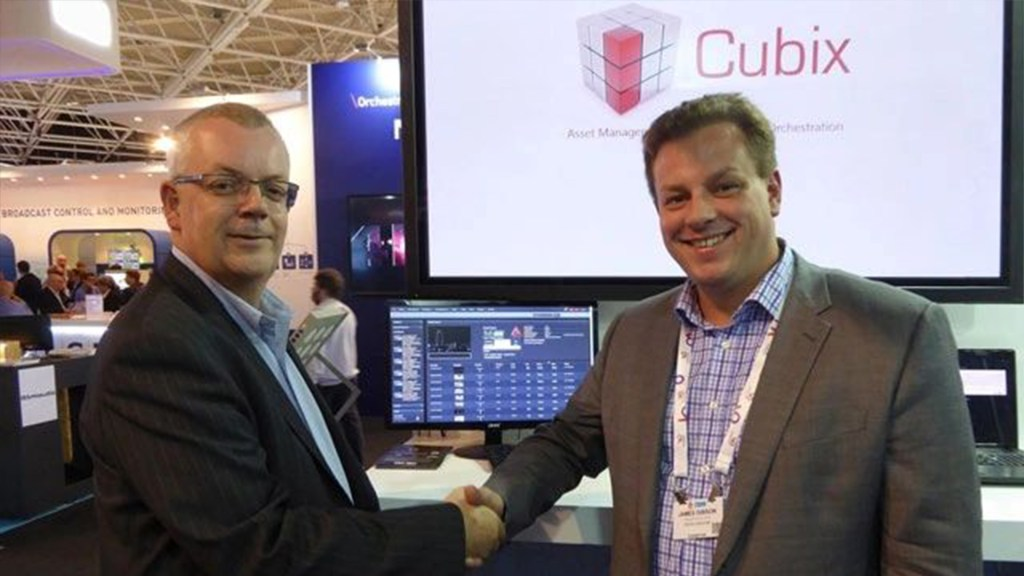 OMG's Cubix Powers Edge Playout with PlayBox