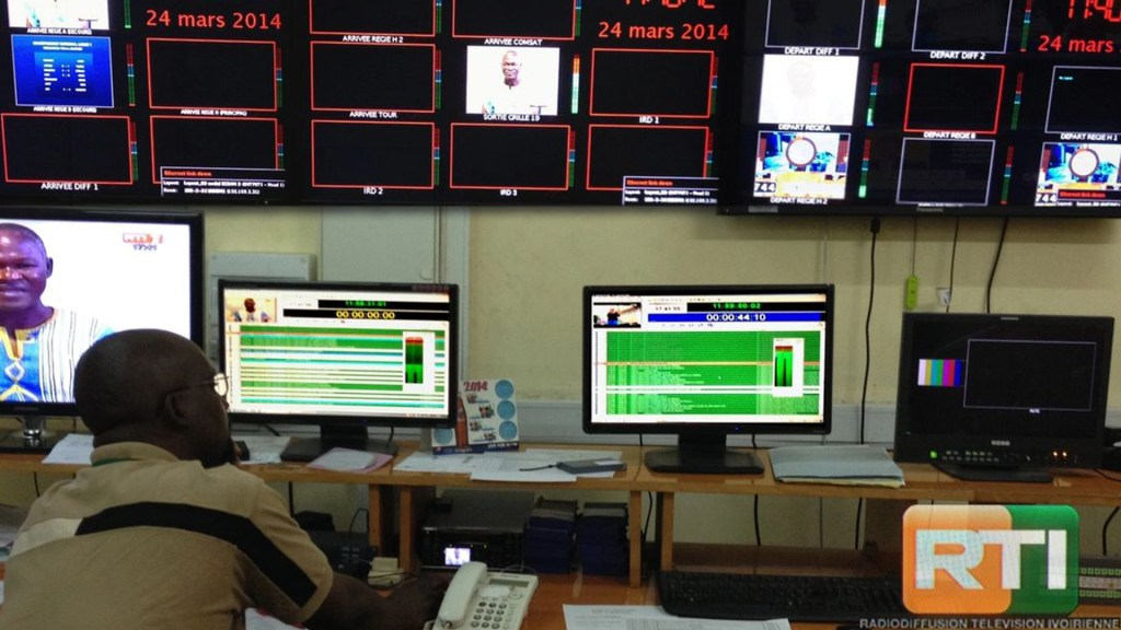 RTI, Ivory Coast, Takes Delivery of New PlayBox CIAB