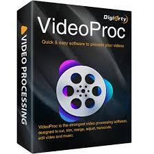 VideoProc Crack v4.1 for Windows With Key 2021 Free Download