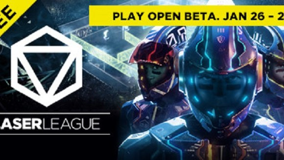 [Multiplayer] Laser League Beta (28 มกราคม 2561)