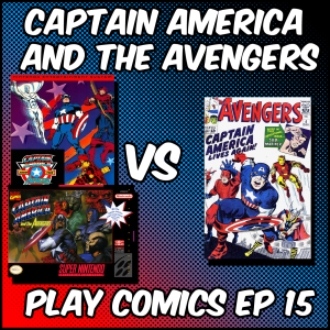 Captain America and The Avengers with Matt Sanderson
