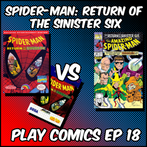 Spider-Man: Return of the Sinister Six Featuring Issa Wurie