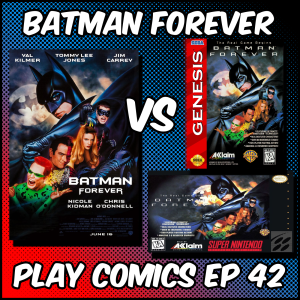 Batman Forever with Alex Whiteley (Thors-kin)