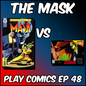 The Mask with Karrington Martin (Real Dudes Podcast)
