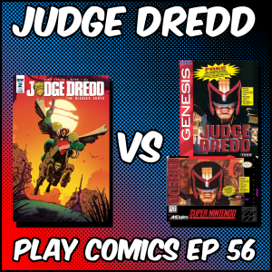 Judge Dredd with Drew Hallum (Reel Feels)