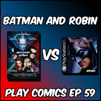 Batman and Robin with Billy (CommanderCast)