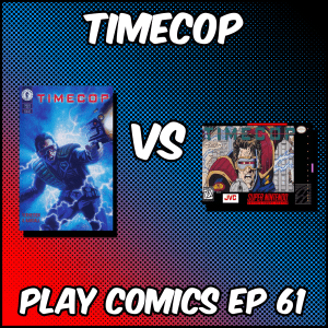Timecop with Mark Diaz (Mark's Movie Collection)