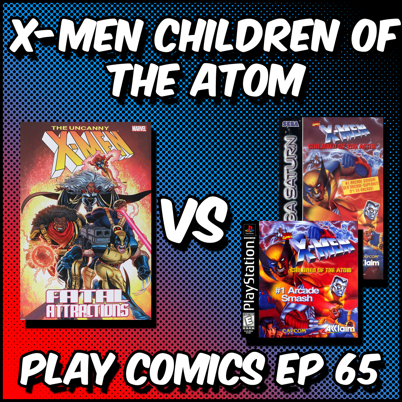 Children of the Atom with Miles Stokes and Matt Hunter (Jay & Miles X-Plain the X-Men)