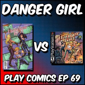 Danger Girl with Chris Sims (War Rocket Ajax)