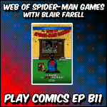 Web of Spider-Man Games with Blair Farrell