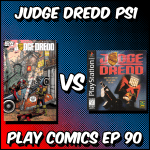 Judge Dredd (PS1) With Andrew Young (4 Panel)