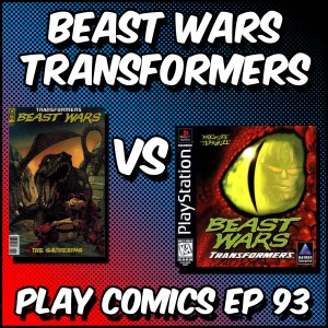 Beast Wars Transformers with Jeremy Dennis (TransMissions)