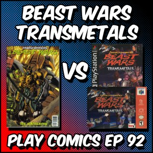 Beast Wars TransMetals with Josh Garvey