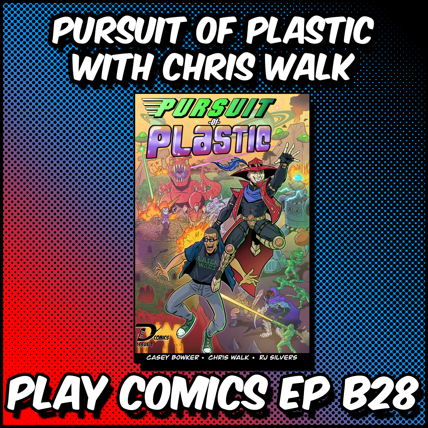 Pursuit of Plastic with Chris Walk