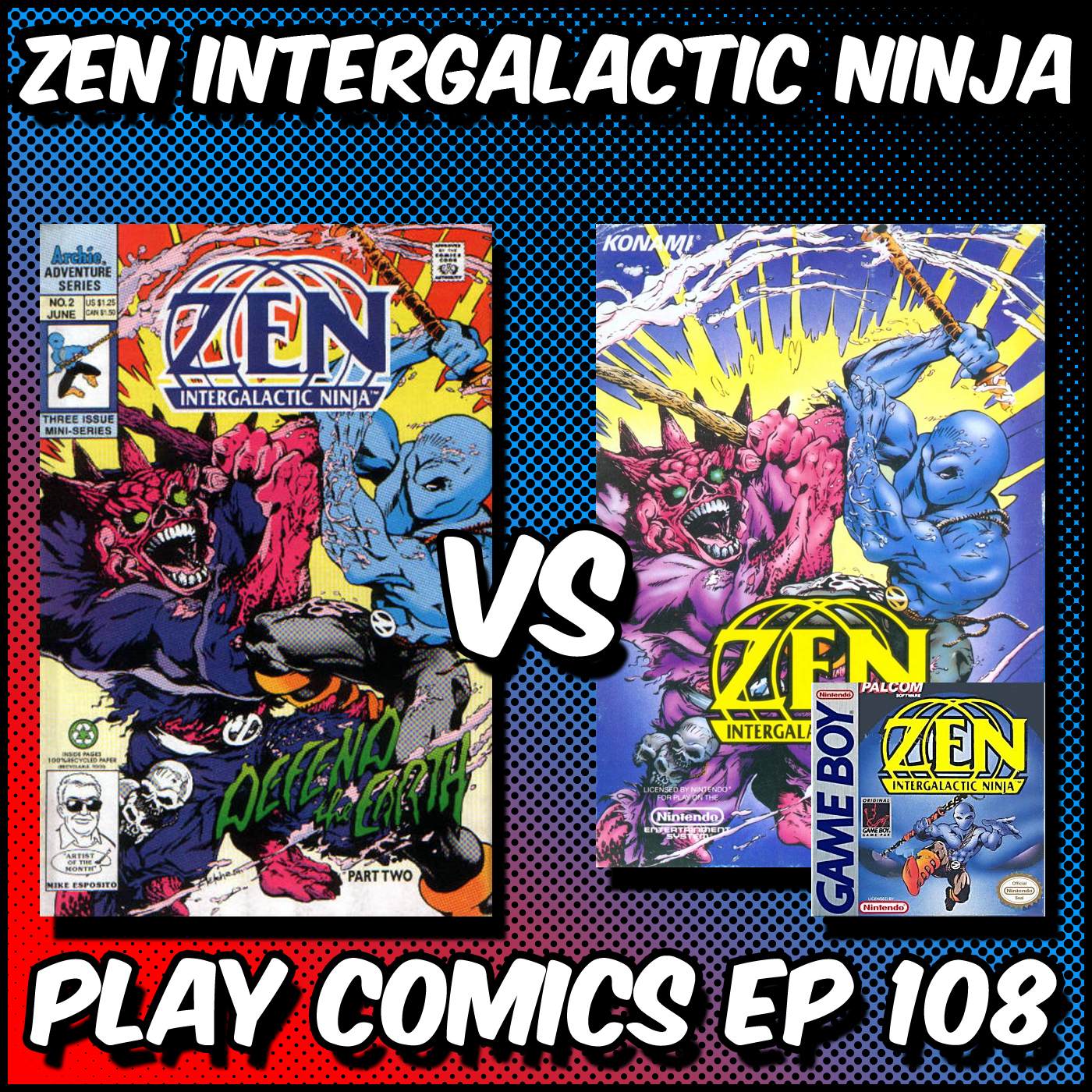 Zen Intergalactic Ninja With Steve Honeycutt (Ray Can't Sleep)