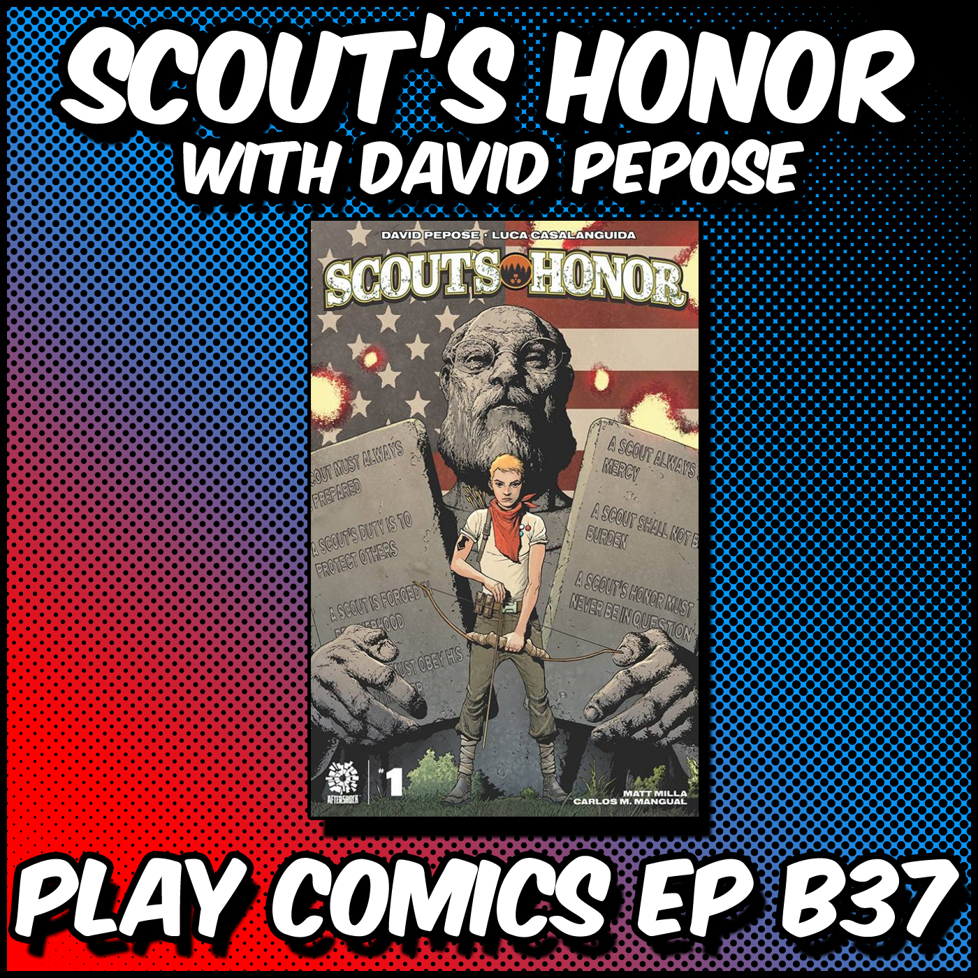 Scout's Honor with David Pepose