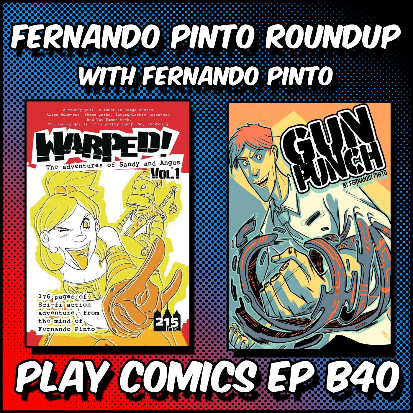 Fernando Pinto Roundup