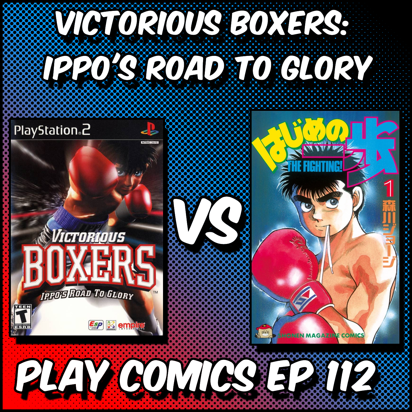 Victorious Boxers Ippo's Road to Glory with Trevor H (Catching Up on Cinema)