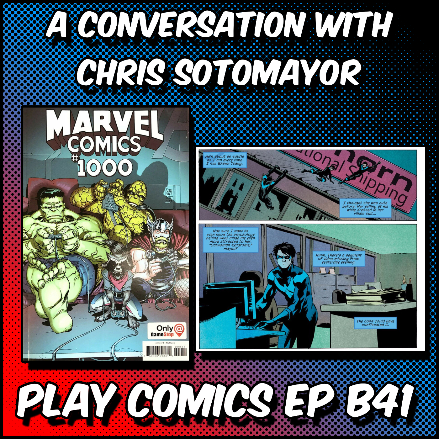 A Conversation with Chris Sotomayor