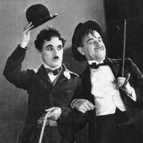 Charlie Chaplin and Millionaire