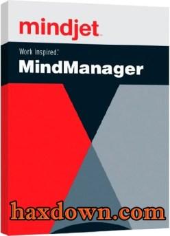 Mindjet MindManager 2021 20.1 Free Download