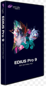 professional solution for non-linear editing and processing of digital items.
